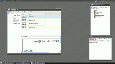 اسکریپت وب دسکتاپ Lucid WebOS
