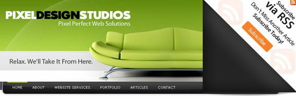 آموزش ایجاد تبلیغات در گوشه سایت با CSS و jQuery