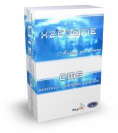 سیستم مدیریت محتوای xzengine نسخه 1.7 (Beta8)